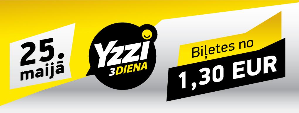 Yzzi diena (baneris)