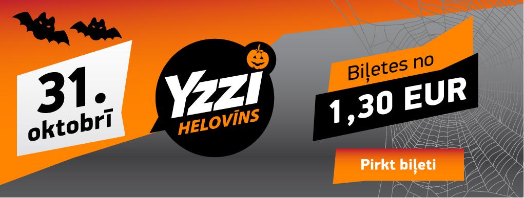Yzzi Helovīns (baneris)